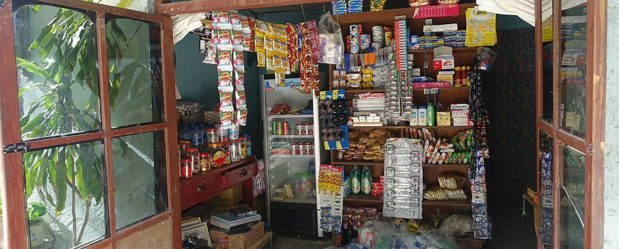 Timor-Leste: Pantry, Shelf, Shop, Confectionery, Food, Sweets, Backyard, Outdoors, Yard