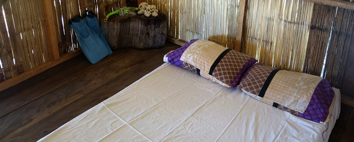 Timor-Leste: Canopy, Umbrella, Bed, Furniture, Woven, Apartment, Building, Housing, Indoors, Home Decor, Quilt, Bedroom, Interior Design, Room, Plywood, Wood, Cushion, Hardwood, Chair