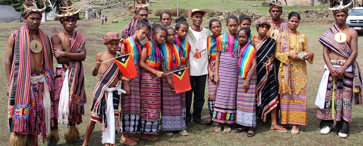 Timor-Leste: Tribe, Human, People, Person, Hippie, Crowd