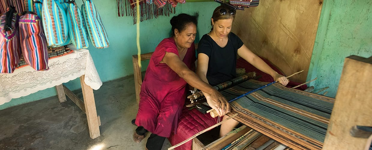 Timor-Leste: Human, People, Person, Woven, Market, Apparel, Clothing, Art, Ornament, Tapestry